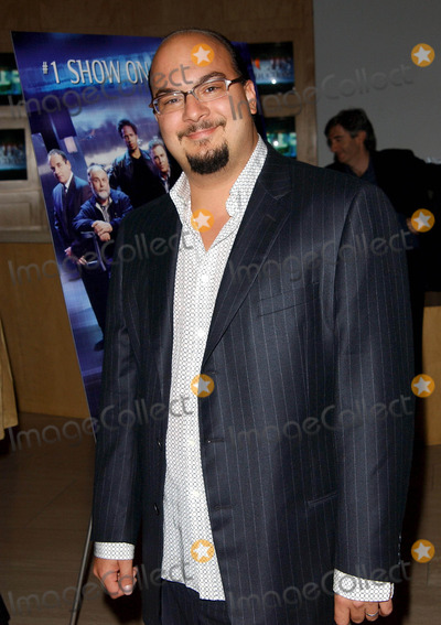 Anthony Zuiker Photo - Csi Crime Scene Investigation Fourth Season Premiere Episode Special Screening at the Museum of Television  Radio Beverly Hills CA 09152003 Photo by Fitzroy BarrettGlobe Photos Inc2003 Anthony Zuiker Show Creator