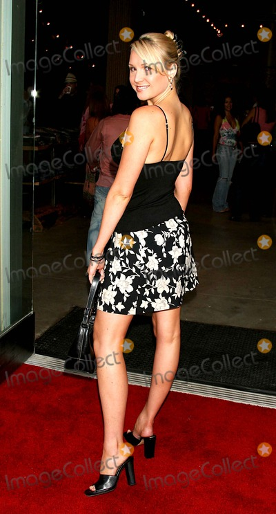 Alana Curry Photo - Flaunt Party of Antik Denims Store on Melrose Los Angeles CA (08-18-05) Photo by Milan RybaGlobe Photos Inc2005 Alana Curry