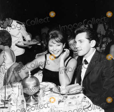 Juliet Prowse Photo - Juliet Prowse with Norman Edwards at Grove openingb665-1asupplied by Globe Photos Inc