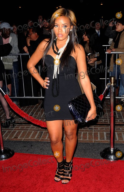 Angela Simmons Photo - Angela Simmons attending the Los Angeles Premiere of Beastly Held at the Pacific Theatres in Los Angeles California on 22411 photo by D Long- Globe Photos Inc 2011