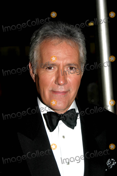 Alex Trebek Photo - 31st Annual Daytime Emmy Awards (Arrivals) at Radio City Music Hall 05212004 Photo by Barry TalesnickipolGlobe Photos Inc 2004 Alex Trebek
