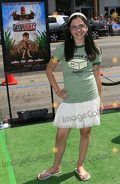 Anne Nelson Photo - The Ant Bully - Premiere - Graumans Chinese Theater Hollywood California - 07-23-2006 - Photo by Nina PrommerGlobe Photos Inc 2006