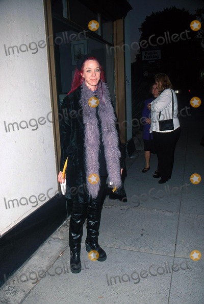 Carrie Hamilton Photo -  10399 the If You Ever Leave ME Im Going with You Opening at the Canon Theater in Los Angeles CA Carrie Hamilton (Daughter of Carol Burnett) Photo by Fitzroy BarrettGlobe Photos Inc