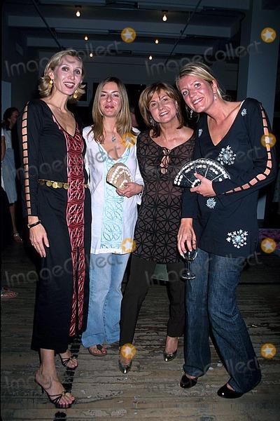 Alice Sykes Photo - Allegra Hicks Springsummer 2003 Fashion Show NYC 092002 Photo by Rose HartmanGlobe Photos Inc 2002 Allegra Hicks Milly DE Cabrol Alice Sykes