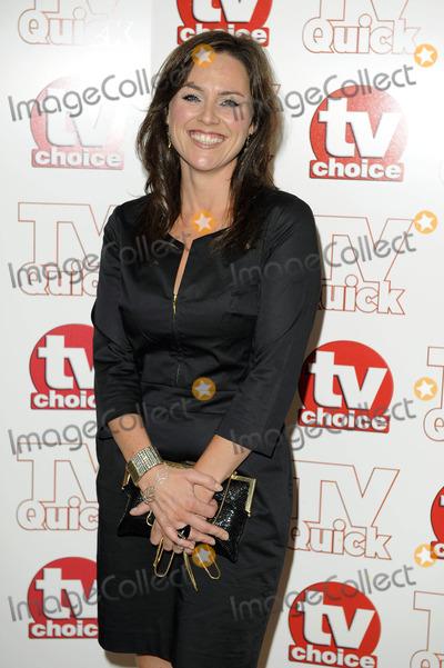Jill Halfpenny Photo - Jill Halfpenny Actress 2009 Tv Quick and Tv Choice Awards at Dorchester Hotel in Park Lane  London  England 09-07-2009 Photo by Neil Tingle-allstar-Globe Photos Inc