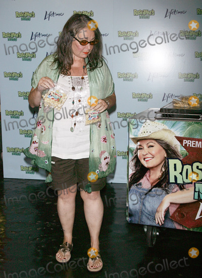 Roseanne Photo - Roseanne Barr Promotes Her New Lifetime Television Show roseannes Nuts at Chelsea Market in New York on July 13 2011 Photo by Sharon NeetlesGlobe Photos Inc