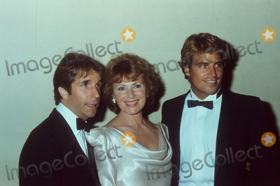 Ted Mcginley Photo - Marion Ross with Henry Winkler and Ted Mcginley Photo by Alan Hunter-Globe Photos Inc