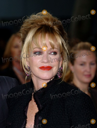 Melanie Griffiths Photo - the Legend of Zorro Premiere Held at Orpheum Theater in Los Angeles CA 10162005 Photo by Fitzroy Barrett  Globe Photos Inc 2005 Melanie Griffith