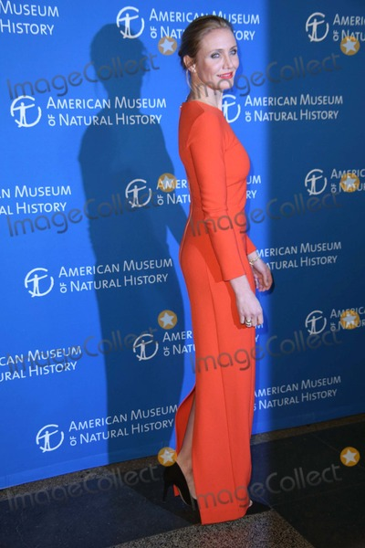 Cameron Diaz Photo - The American Museum of Natural History 2014 Museum Gala the American Museum of Natural History NYC November 20 2014 Photos by Sonia Moskowitz Globe Photos Inc 2014 Cameron Diaz
