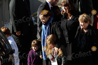 Phillip Seymour Hoffman Photo - Phillip Seymour Hoffman Funeral at St Ignatius Loyola Church in Manhattan Bruce Cotler
