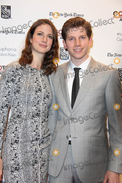 Stark Sands Photo - The Independent Filmakers Projects 23rd Annual Gotham Independent Film Awards Cipriani Wall Street NYC December 2 2013 Photos by Sonia Moskowitz Globe Photos Inc 2013 Gemma Clarke Stark Sands