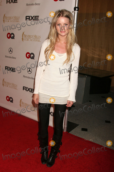 Anita Briem Photo - 2008 Beverly Hills Film Festival Opening Night Clarity Theatre Beverly Hills CA 040908 Anita Briem Photo Clinton H Wallace-photomundo-Globe Photos Inc