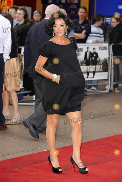 Nancy Dellolio Photo -  Righteous Kill  Premiere-arrivals-empire Leicester Square London United Kingdom 09-14-2008 Nancy Dell Olio Photo by Mark Chilton-richfoto-Globe Photos Inc