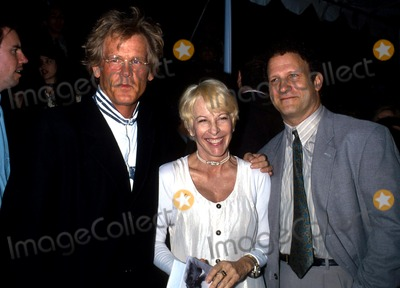 Albert Brooks Photo - Nick Nolte_penny Finkelmanlox_ Albert Brooks Photo by Lisa RoseGlobe Photosinc