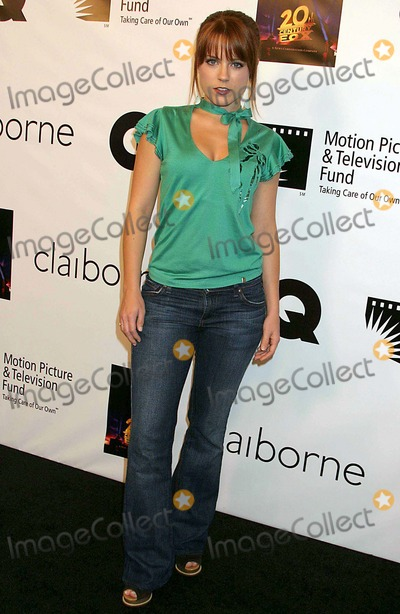Allison Munn Photo - Walk the Line Celebrity Screening Presented by Twentieth Century Fox and the Motion Picture  Television Fund Academy of Motion Picture Arts  Sciences Beverly Hills CA 11-10-2005 Photo Clintonhwallace-photomundo-Globe Photos Inc Allison Munn