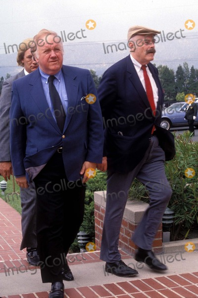 Chuck McCann Photo - Chuck Mccann Pat Mccormick L3141 1992 Photo by Michael FergusonGlobe Photos Inc