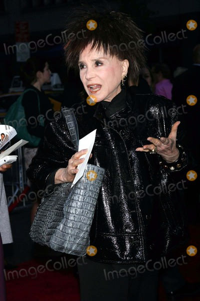 Cindy Adams Photo - Cindy Adams Arrives For the Premiere of Boardwalk Empire at the Ziegfeld Theater in New York on September 15 2010 Photo by Sharon NeetlesGlobe Photos Inc