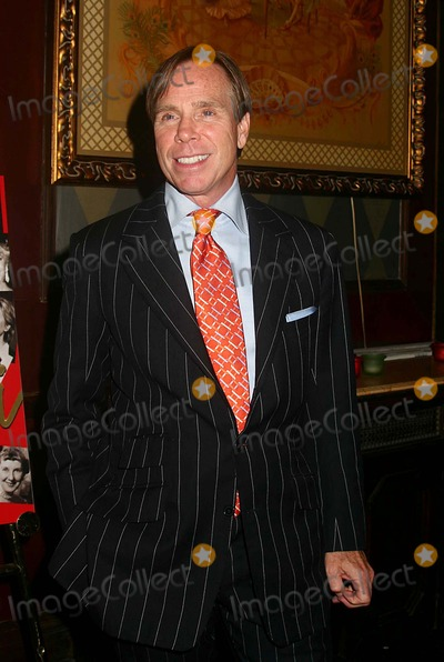 Arnold Scaasi Photo - Arnold Scaasi Celebrates the Publication of His Book Women I Have Dressed(and Undressed) at Le Cirque New York City 09232004 Photo by Mitchell LevyrangefinderGlobe Photosinc Tommy Hilfiger