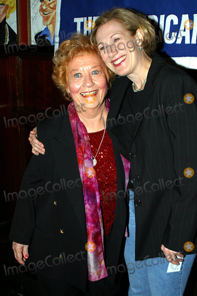 Jayne Atkinson Photo - Sd00601 the American Theatre Wings Annual Tony Time Party Sardisnew York City Photorick Mackler  Rangefinders  Globe Photos Inc2003 Charolette Rae and Jayne Atkinson