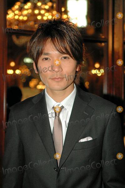 Agnes B Photo - Nagano (Acteur Japonnais) Chez Agns B - Paris Fashion Week - 232007 - Marie Goujon