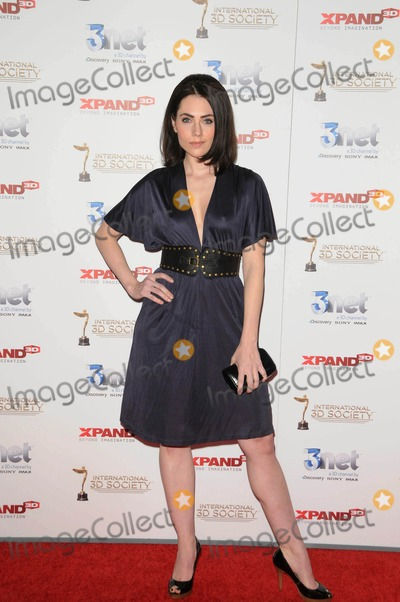 Adrienne Wilkinson Photo - Adrienne Wilkinson attending the 2nd Annual 3d Creative Arts Awards Held at the Graumans Chinese Theatre in Hollywood California on 2911 photo by D Long- Globe Photos Inc 2011