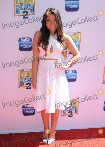 Piper Curda Photo - Piper Curda attending the Disney Channel Premiere of Teen Beach 2 Held at the Walt Disney Studios in Burbank California on June 22 2015 Photo by D Long- Globe Photos Inc