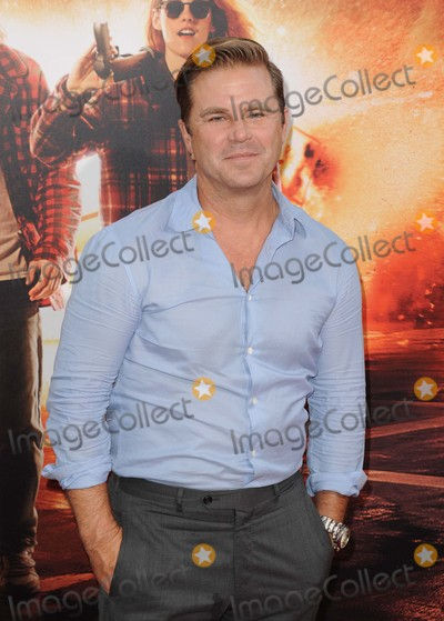 Aaron McPherson Photo - Aaron Mcpherson attending the Los Angeles Premiere of American Ultra Held at the Ace Hotel in Los Angeles California on August 18 2015 Photo by D Long- Globe Photos Inc