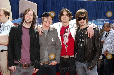 Chris Gaylor Photo - LOS ANGELES CA MARCH 25 2007 (SSI) - -Recording artists All American Rejects Mike Kennerty Chris Gaylor Tyson Ritter and Nick Wheeler during the premiere of the new movie from Walt Disney Pictures MEET THE ROBINSONS held at the El Capitan Theater on March 25 2007 in Los Angeles PHOTO BY MICHAEL GERMANA-GLOBE PHOTOSK52331MGE
