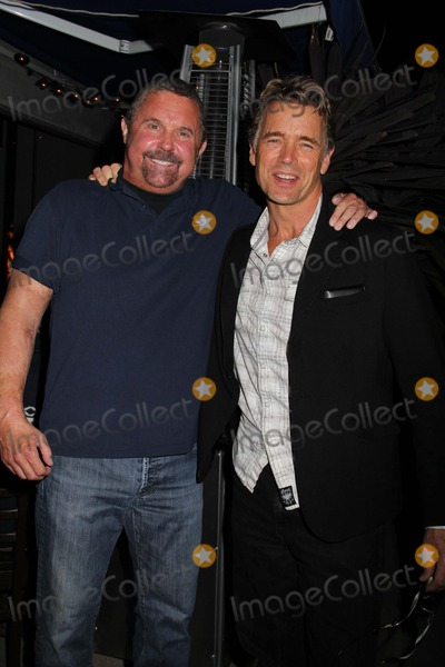 Kane Hodder Photo - John Schneider Hosts a Cast Dinner For His Newest Film Titled Smothered Cooks County Los Angeles CA 01042013 Kane Hodder and John Schneider Clinton H WallaceipolGlobe Photos Inc