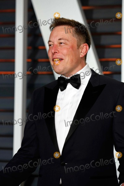 ELON MUSK Photo - Elon Musk Vanity Fair Oscar Party 2015 Beverly Hills CA February 22 2015 Roger Harvey