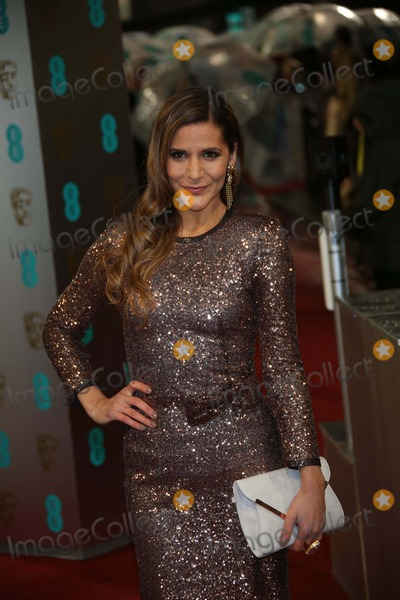 Amanda Byram Photo - Tv Personality Amanda Byram Arrives at the Ee British Academy Film Awards at the Royal Opera House in London England on 10 February 2013 Photo Alec Michael Photo by Alec Michael- Globe Photos Inc