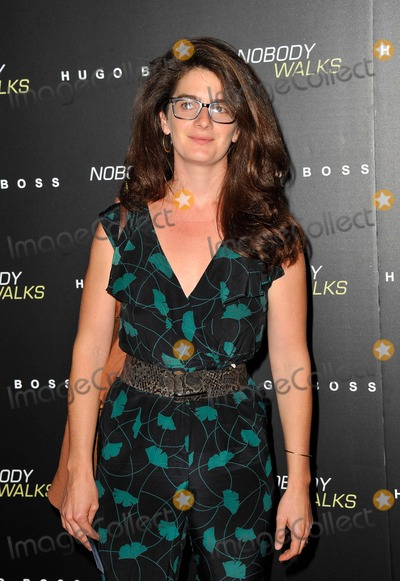 GABBY HOFFMAN Photo - Gabby Hoffman attending the Los Angeles Premiere of Nobody Walks Held at the Arclight Theater in Hollywood California on October 2 2012 Photo by D Long- Globe Photos Inc