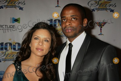 Nicole Lyn Photo - 20th Annual Night of 100 Stars Gala Celebrating the 82nd Annual Academy Awards Beverly Hills Hotel Beverly Hills California 03-07-2010 Dule Hill and Nicole Lyn Photo Clinton H Wallace-ipol-Globe Photos Inc