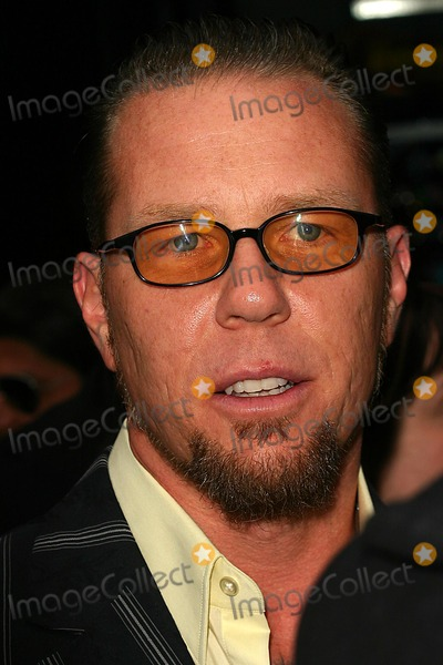 James Hetfield Photo - Ifc Film Presents a New Rock Documentary  Metallica Some Kind of Monster at the Loews 19th Street Theatre New York City 07072004 Photo John Zissel Ipol Globe Photos Inc 2004 James Hetfield of Metallica