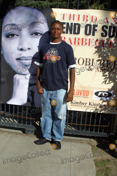 Arjay Smith Photo - Robi Reeds 3rd Annual End of Summer Barbeque Bash Private Location Los Angeles CA 08-20-2005 Photo Clinton Hwallace-photomundo-Globe Photos Inc Arjay Smith