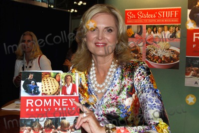 ANN ROMNEY Photo - Book Expo of America 2013 Javits Center NYC May 31 2013 Photos by Sonia Moskowitz Globe Photos Inc 2013 Ann Romney