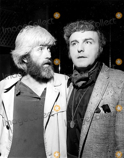 John Drew Barrymore Photo - John Drew Barrymore and Half Brother John Perkins Barrymore at the Opening of Club John in Hollywood CA 1971 Globe Photos Inc