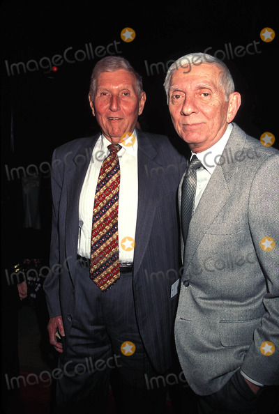 Aaron Spelling Photo - Eye For an Eye Premire in Los Angeles Sumner Redstone and Aaron Spelling Photo by Lisa Rose-Globe Photos