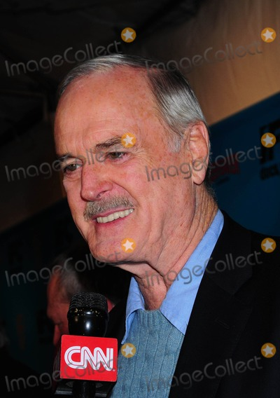 Monty Python Photo - Monty Pythons 40th Anniversary Event at Ziegfeld Theatre in New York City 10-15-2009 Photo by Ken Babolcsay-ipol-Globe Photos Inc John Cleese