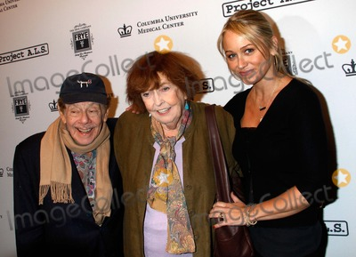 Jerry Stiller Photo - Jerry Stiller Anne Meara and Christine Taylor arrive for the Project ALS Tomorrow is Tonight 14th Annual New York Event to Support ALS Research at Lucky Strike Lanes  Lounge in New York on October 27 2011  Photo by Sharon NeetlesGlobe Photos Inc