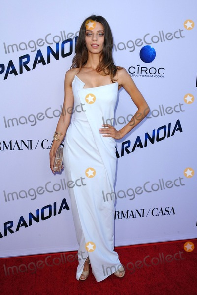 Angela Sarafyan Photo - Angela Sarafyan attending the Los Angeles Premiere of Paranoia Held at the Directors Guild of America in Los Angeles California on August 8 2013 Photo by D Long- Globe Photos Inc