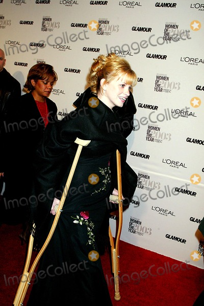 Jessica Lynch Photo - the 14th Annual Glamour Women of the Year Awards American Museum Nf Natural History New York City 11102003 Photo Sonia Moskowitz  Globe Photos Inc 2oo3 Jessica Lynch