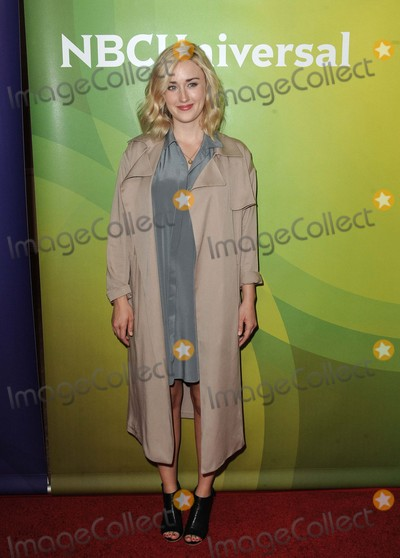 Ashley Johnson Photo - Ashley Johnson attending the Nbcuniversal 2015 Tca Summer Press Tour Held at the Beverly Hilton Hotel in Beverly Hills California on August 12 2015 Photo by D Long- Globe Photos Inc