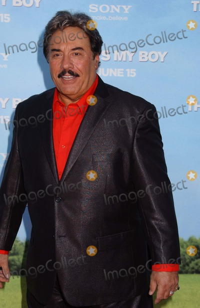 Tony Orlando Photo - Tony Orlando attends the Premiere of thats My Boy at the Village Theater in Westwoodca on June 42012 Photo by Phil Roach-ipol- Globe Photos 2012