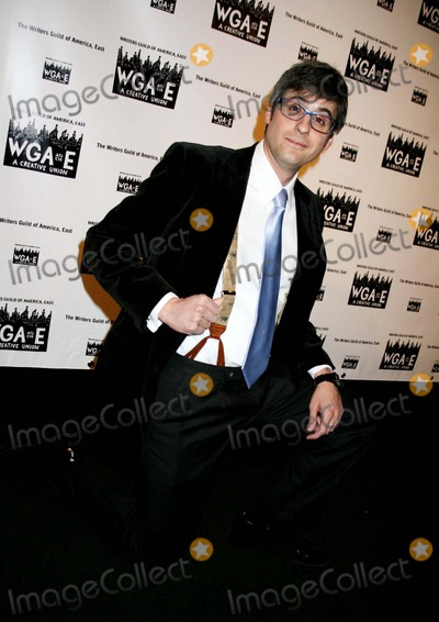 Mo Rocca Photo - Annual Writers Guild Awards the Huson Theater NYC February 11 07 Photos by Sonia Moskowitz Globe Photos Inc 2007 Mo Rocca