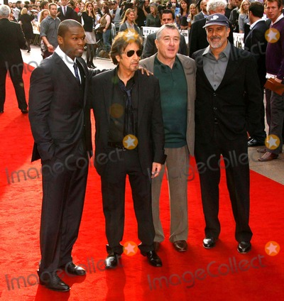 Curtis Jackson Photo - Curtis Jackson AL Pacino  Robert DE Niro Actors attends the Arrivals For the Uk Film Premiere of Righteous Kill the Empire Cinema Leicester Square London Photo by Dave Gadd-allstar-Globe Photos Inc 2008