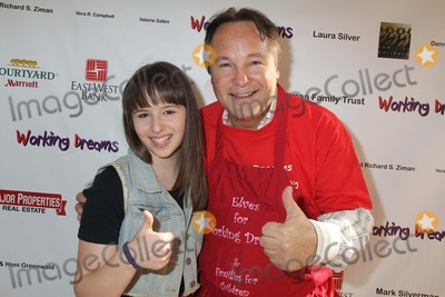 Chelsea Cook Photo - Working Dreams and Families For Children 2014 Holiday Toy Drive Marriott Courtyard Culver City CA 12162013 Chelsea Cook and Pete Freeland Clinton H Wallace-Globe Photos Inc
