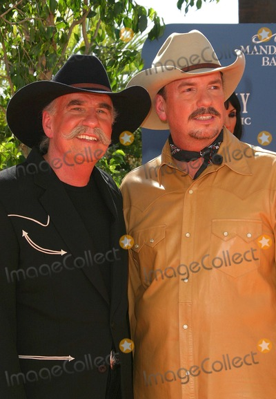 The Bellamy Brothers Photo - The Bellamy Brothers - 38th Annual Academy of Country Music Awards - Mandalay Bay Resort  Casino Las Vegas Nevada - 05212003 - Photo by Nina PrommerGlobe Photos Inc2003