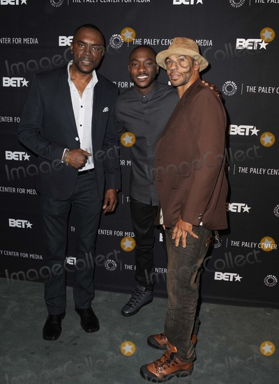 Aaron Spears Photo - Richard Brooks Bj Britt Aaron Spears attending the Paley Center Presents an Evening with Bet Networks Being Mary Jane Held at the Paley Center For Media in Beverly Hills California on December 11 2014 Photo by D Long- Globe Photos Inc