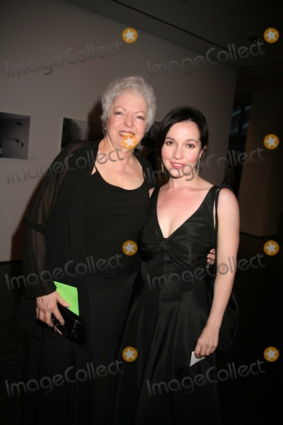 Thelma Schoonmaker Photo - The Museum of Modern Art Honors Leon and Debra Black and Martin Scorcese at the 39th Annual Party in the GardenMuseum of Modern Art NEW YORK CITY 05-15-2007K53013SMOPhotos by Sonia Moskowitz Globe Photos Inc  207Thelma Schoonmaker and Domenica Scorsese